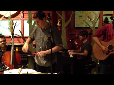 Jars of Clay - Coffee Song - at Rev Coffee - Atlanta