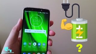 Does The Moto G6 Play Have Turbo Charging? Lets Find Out (Prepaid) HD