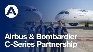 download lagu Airbus And Bombardier Announce C Series Partnership gratis