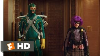 Kick-Ass (11/11) Movie CLIP - Play Time's Over (2010) HD
