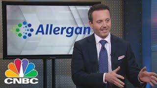 Allergan CEO Brent Saunders: Massive Biotech Transformation   Mad Money   CNBC