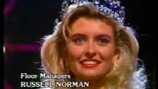 Miss World 1988 - Miss Iceland