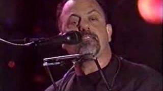 Billy Joel and Elton John singing Piano Man