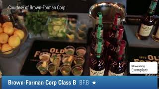 Brown-Forman Culture of Respect