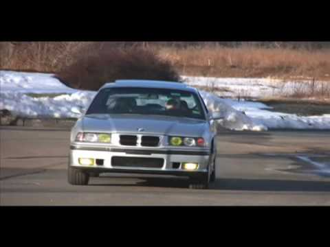 E36 M3 Supersprint Catback and WRX Cobb catback exhaust video