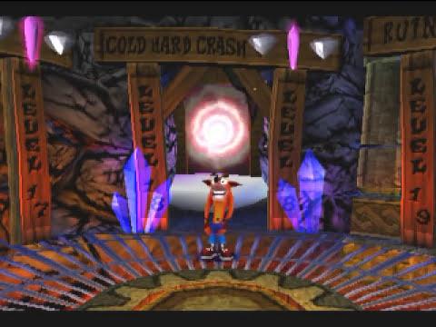 How Many Warp Rooms In Crash Bandicoot