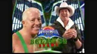 Preview of Wrestlemania 24
