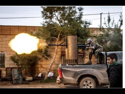 Breaking news: ISIS capital raqqa isolated by Kurdish forces