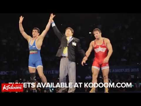 2016 World Cup of Freestyle Wrestling, Iranian-Americans