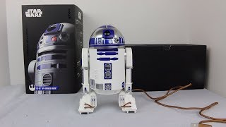 Star Wars R2-D2 by Sphero Unboxing/Review
