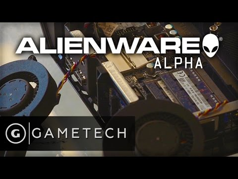 How to Easily Upgrade the Alienware Alpha Gametech