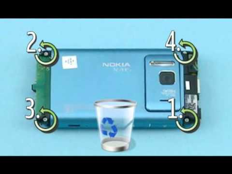 Nokia N8 Disassembly (2)