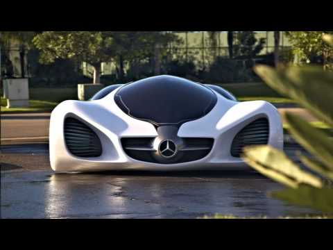 2010 Mercedes-Benz Biome Concept Music Videos