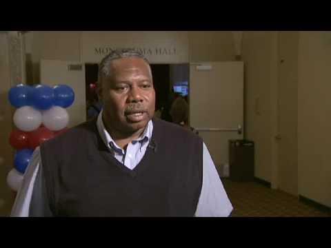 Reaction To Obama's Inauguration: James Kitchen