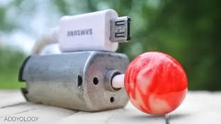 3 Useful Things From DC Motor
