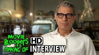Mortdecai (2015) Behind The Scenes Movie Interview - Jeff Goldblum (Krampf)