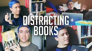 Distracting Yourself With Books
