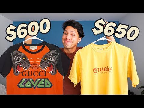 My Merch is MORE EXPENSIVE Than Gucci!   JohNYC 09