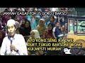 Anwar Zahid Februari 2018  Kisah Lucu Pendekar Nguyoh Karo Ngadeg Ngisin Ngisini Wkwkwk