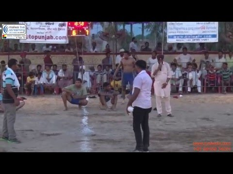 KARMUWALA (Ferozepur) Kabaddi Tournament (HD). Aug-2014. Parts 3rd.