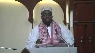 Jum'ah Khutbah by Ustadh Mohammed Ali (Sheffield)