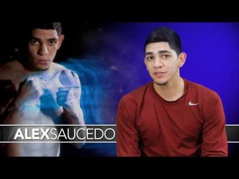 Alex Saucedo Boxeo