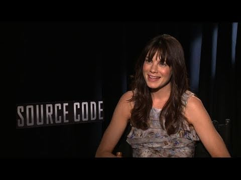 'Source Code' Michelle Monaghan Interview