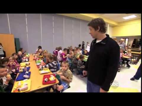 Jamie Oliver s Food Revolution Episode 1 Part 1