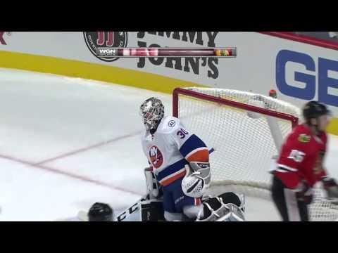 Islanders vs. Black Hawks Recap 10/10/15