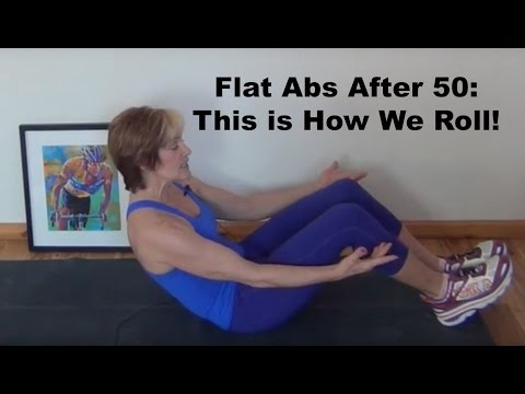 After 50 Fitness: The Only Core Exercise Close to a Crunch I Recommend