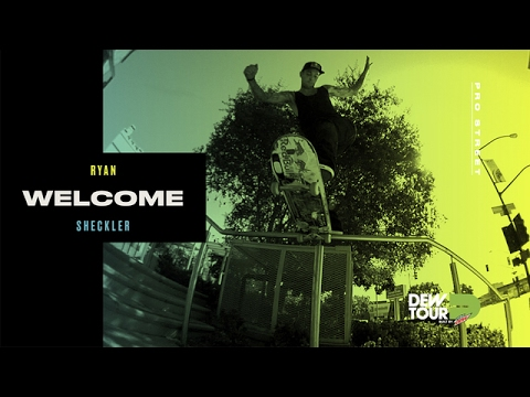 Dew Tour 2017 Pro Street Welcomes Ryan Sheckler