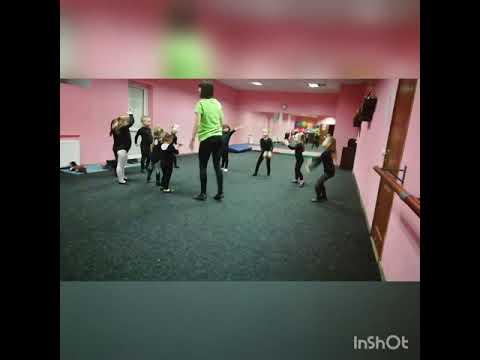 репетиция танца