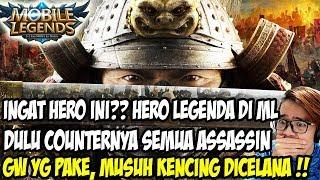 HERO LEGENDA DI JAMAN-NYA! SKRG KAGA LAKU, GW YG PAKE SEMUA MUSUH MENJERIT !!