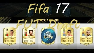 Fifa 17 FUT Draft | Can i get to the finals ? Funny Clips