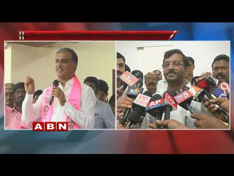 TDP Somireddy Counter to TRS Minister Harish Rao Comments Over Special Status