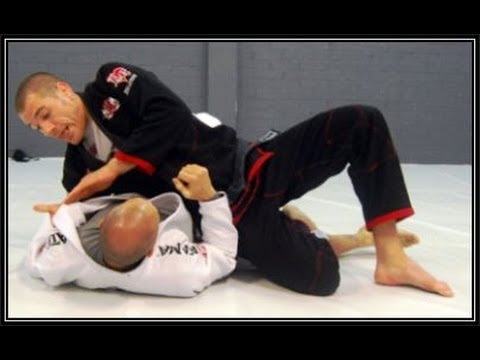 Rafael Lovato Jr Teaches Open Guard Sweep Image 1