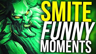 YMIR WALLS OP! (Smite Funny Moments)