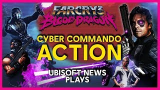 Far Cry 3 Blood Dragon: Futuristic 80s Action Gameplay 10/25 | Ubisoft [NA]