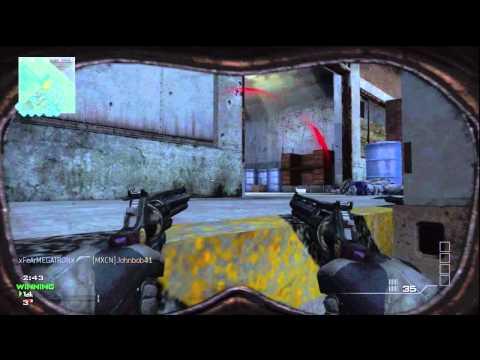 MW3: Worlds First Online Infected MOAB (Striker V Jugg)