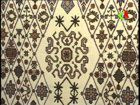 Artisanat alg rien la maison des tapis de cherchell youtube - Artisanat algerien ...