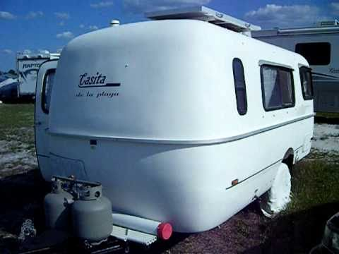 2008 Airstream Basecamp 3000 Lb Axle   How To Save Money ...