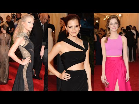 Met Gala's TOP 5 Best Dressed! (Taylor Swift, Emma Stone & MORE)