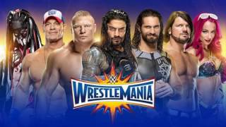 Download WWE Wrestlemania 33 Official Theme