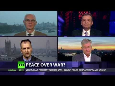 CrossTalk: Peace Over War?