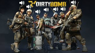 If Dirty Bomb Adds Proximity Voice Chat