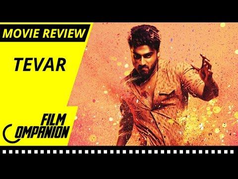 Review of Tevar | Film Companion | Anupama Chopra