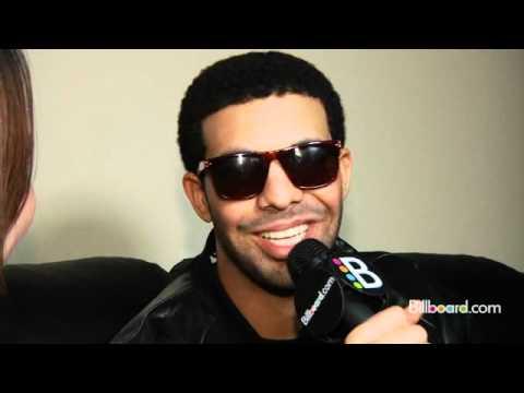 Drake Grammy`s 2011 Interview Part 2