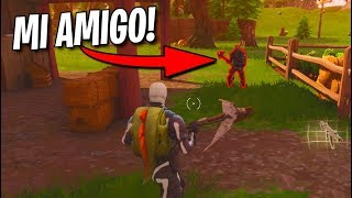 HAGO 1 AMIGO en Fortnite: Battle Royale
