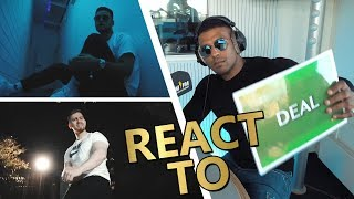 Majoe REACT TO Inscope & Mois ⚡ JAM FM