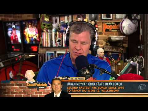 Urban Meyer on The Dan Patrick Show 2/7/13